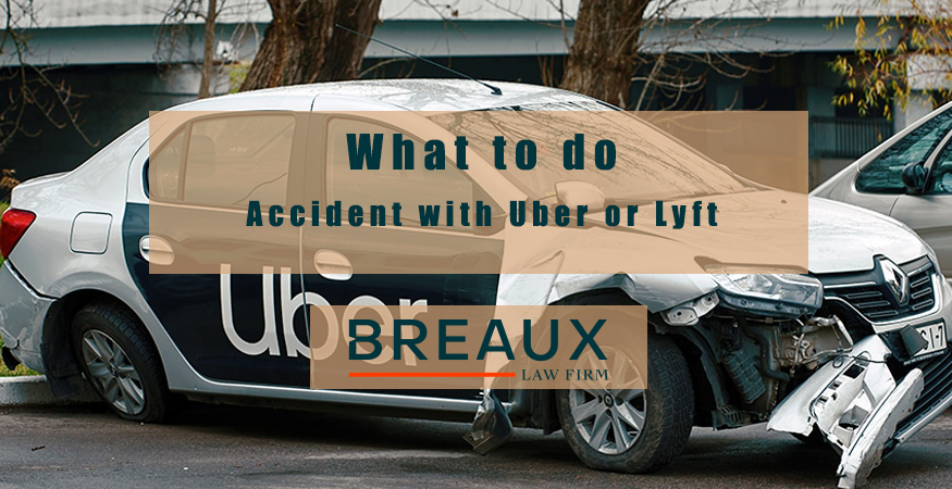 Uber Accident in Louisiana, New Orleans, Metairie