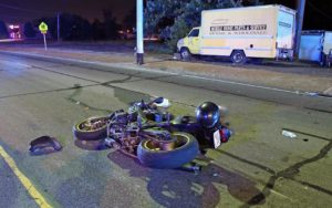 MotorCycle Accident in Louisiana, New Orleans, Metairie