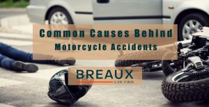 motorcycle accident in Louisiana