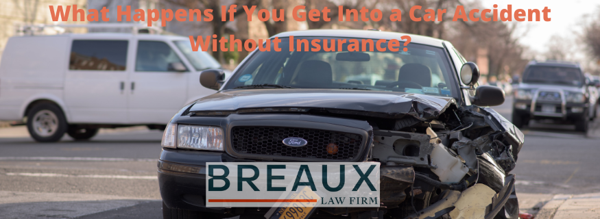 car accident without insurance